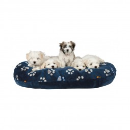 Trixie Hundekissen Jimmy blau