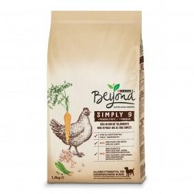 Purina BEYOND SIMPLY 9 reich an Huhn mit Vollkorngerste 1,4kg 5+1 GRATIS