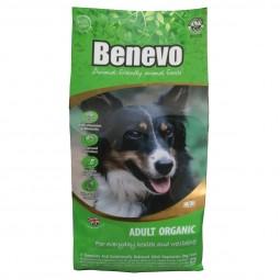 Benevo Hundefutter Bio-Vegan Dog Organic - 15kg