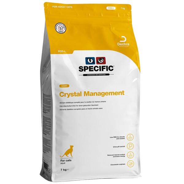 Specific FCD-L Crystal Management Light 7kg