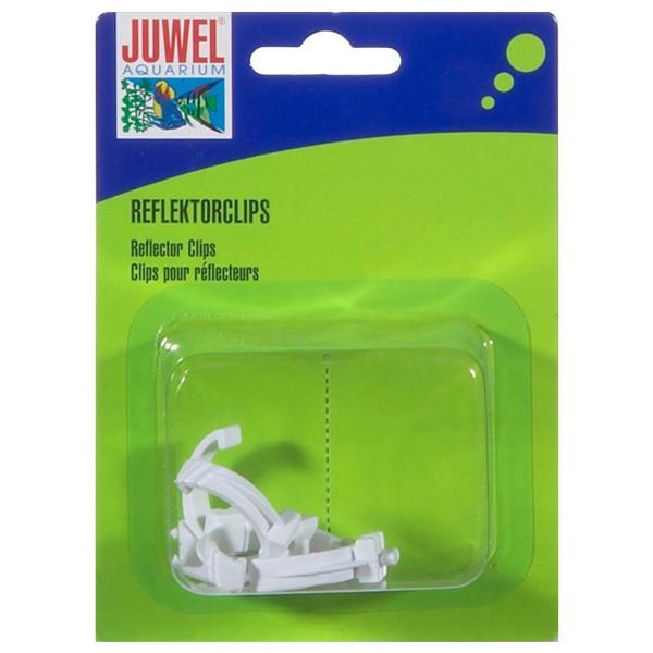 Juwel Reflektor Kunststoffclips T8