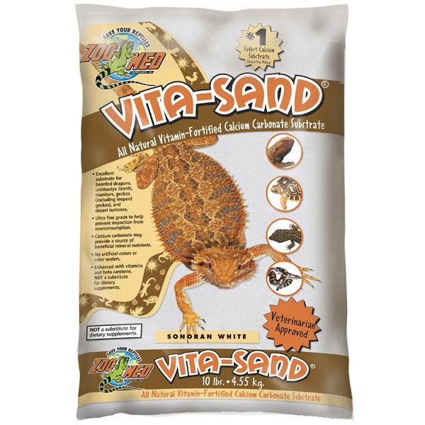 Zoo Med Vita Sand Sonoran White 4,5kg