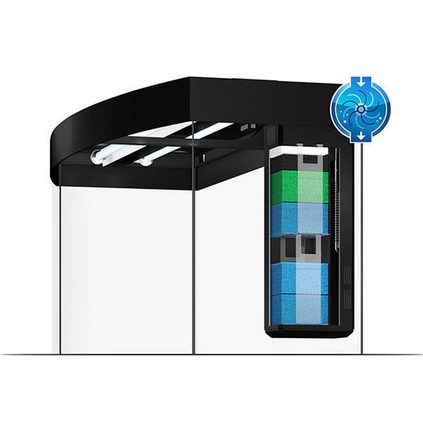 Juwel Komplett-Aquarium Vision 180 LED ohne Unterschrank