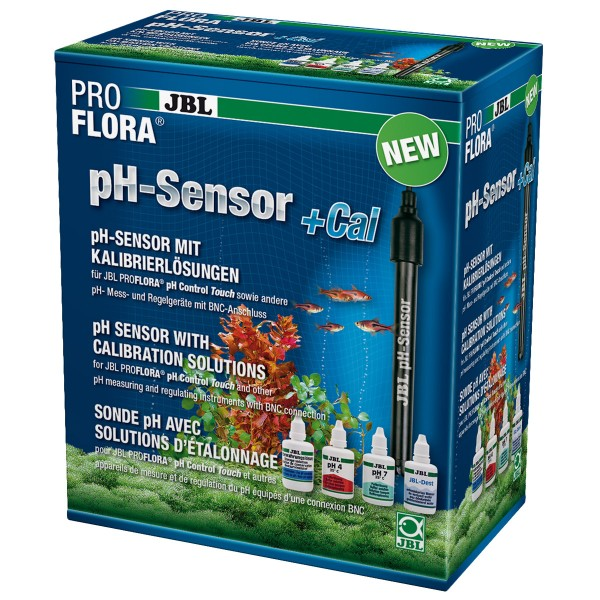 JBL ph-Elektrode ProFlora pH-Sensor+Cal