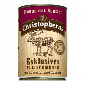 Christopherus Exklusives Fleischmenü Rentier