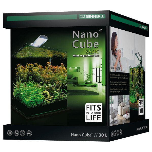 DENNERLE NanoCube Basic 30l Aquarium