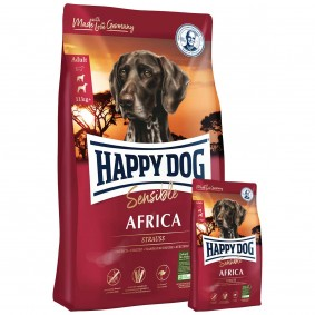 Happy Dog Supreme Sensible Africa 25kg + 4kg Gratis