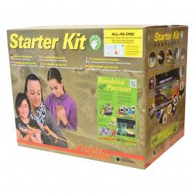 "Lucky Reptile Terrarium Starter Kit 80 cm ""Bombina/Pacman"""