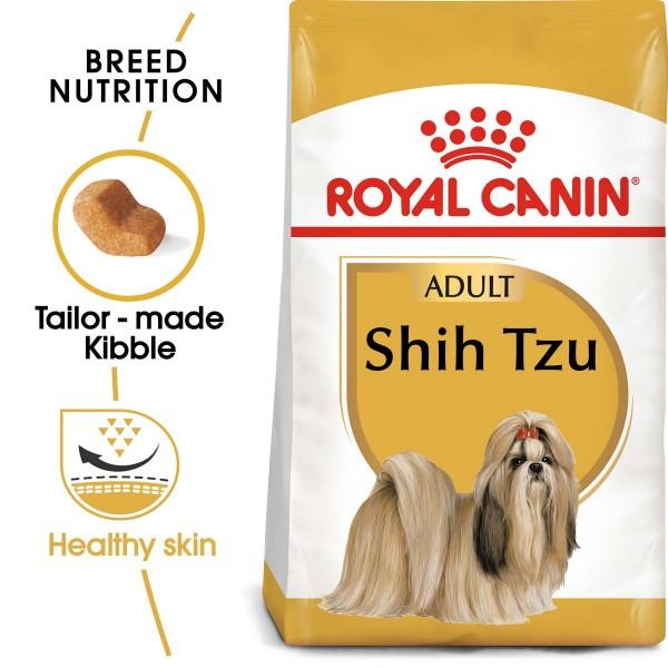ROYAL CANIN Shih Tzu Adult Hundefutter trocken
