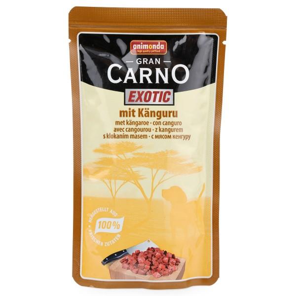 Animonda Hundefutter Gran Carno Exotic mit Känguru