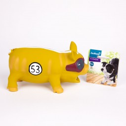 ZooRoyal Latex Schwein Racer