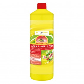 bogaclean Clean & Smell Free Concentrate 1000 ml