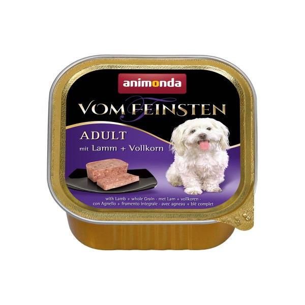 Animonda Hundefutter Vom Feinsten Adult Lamm und Vollkorn