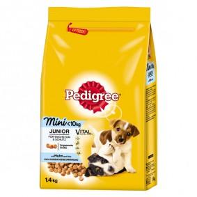 Pedigree Junior Mini mit Huhn und Reis 1,4kg