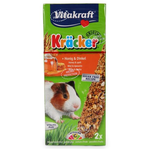 Vitakraft Meerschweinchen Kräcker mit Honig & Dinkel