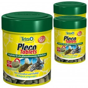 Tetra Pleco Tablets 3x275 Tabletten