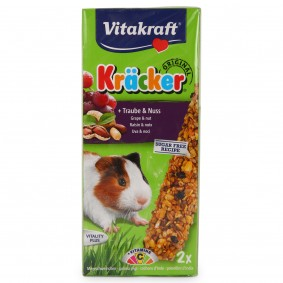 Vitakraft Kräcker Traube & Nuss für Meerschweinchen