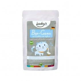 Katzy's Nassfutter Bio Gans mit Zucchini und Joghurt