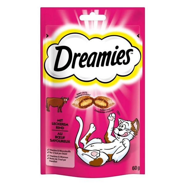 Dreamies Katzensnack mit Rind