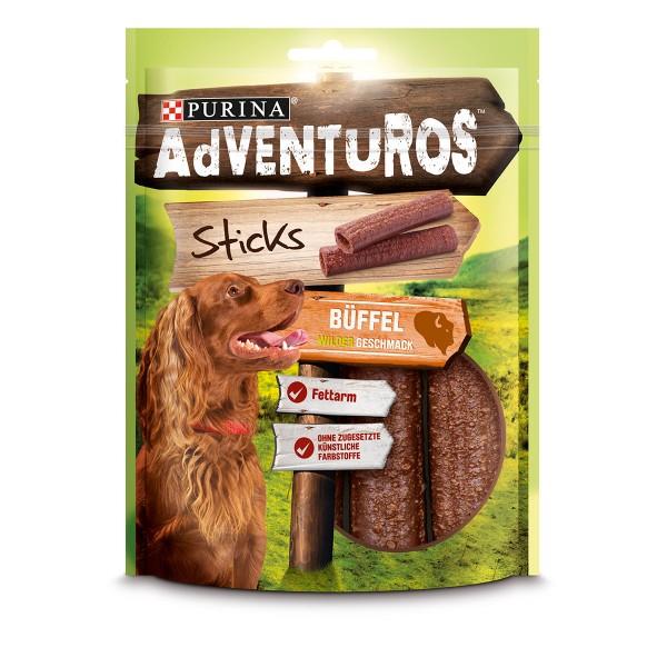 AdVENTuROS Sticks 120g