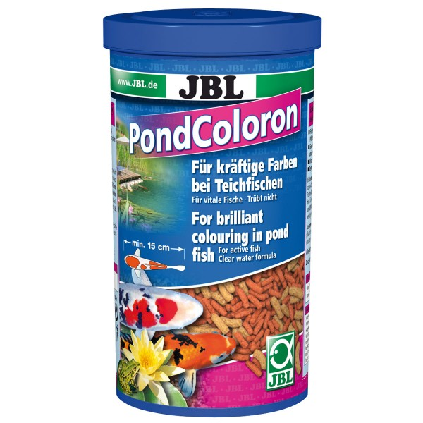 JBL Teichfischfutter PondColoron