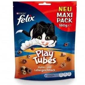 FELIX Play Tubes kuře a játra 180g
