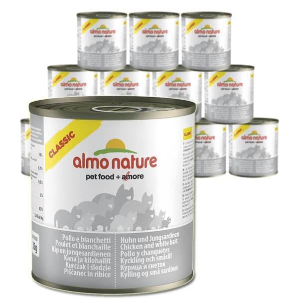 Almo Nature Classic Cat 12x280g