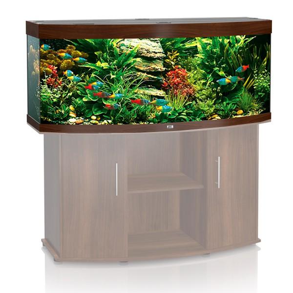 Juwel Vision 450 Aquarium ohne Schrank - Dunkel...
