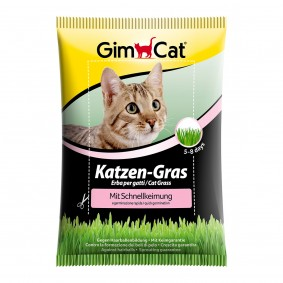 Gimborn Gimcat Katzengras Soft-Gras - 3x100g