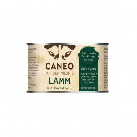 Caneo Lamm mit Kartoffeln und Leinöl 200g