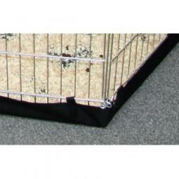 Kerbl Nylonboden passend für Freigehege mit 8 Gittern