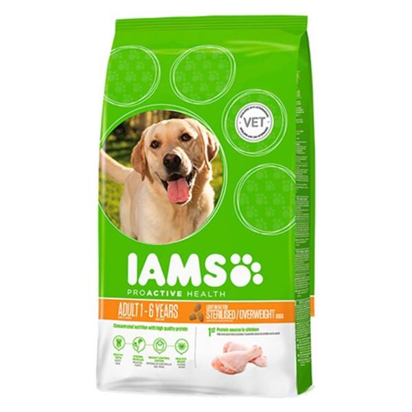 IAMS Hund Trockenfutter Adult Weight Control Huhn