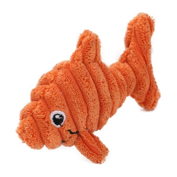 Speedy Pet Plüschspielzeug Fisch 8x12cm