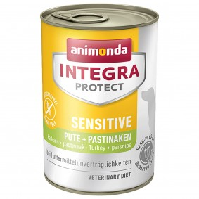 Animonda Integra Protect Hundefutter Adult Sensitive Pute und Pastinaken