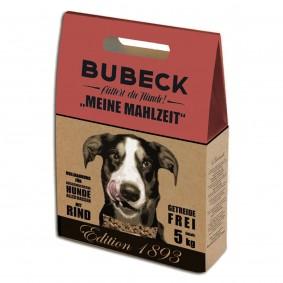 Bubeck Hunde-Trockenfutter Edition 1893 Rind