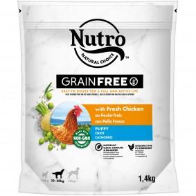 Nutro Grainfree Puppy 10-30kg mit Huhn