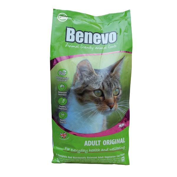 Benevo Katzenfutter Vegan Cat
