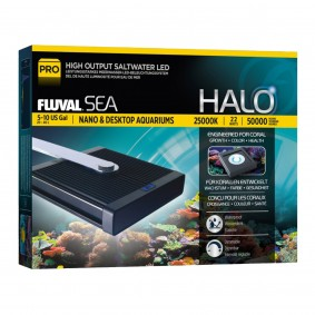 Fluval HALO Marine and Reef Nano Pro LED