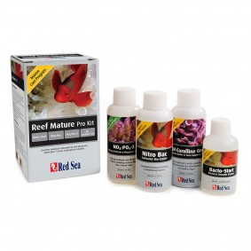 Red Sea Marine Care Program Reef Mature Pro Kit