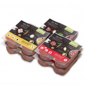 proCani Starterpaket Frostfutter für Hunde