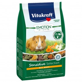 Vitakraft Emotion Sensitive Selection Meerschweinchen 600g