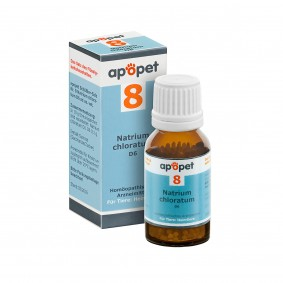 apopet Schüßler Salz Nr. 8 Natrium chloratum D6