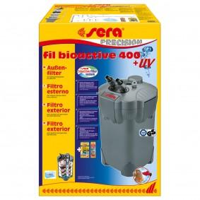 Sera fil bioactive 400 + UV Filtre externe