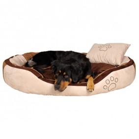 Trixie Hundebett Bonzo beige/braun