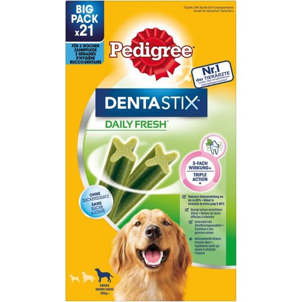 Pedigree DentaStix Daily Fresh für Große Hunde
