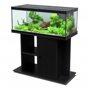 Aquatlantis Aquarium-Kombination Style LED 2.0 124 Liter