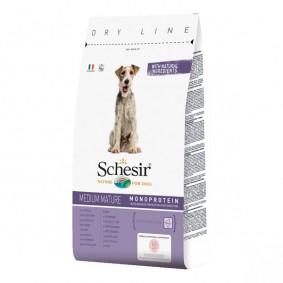 Schesir Dog Medium Mature Huhn