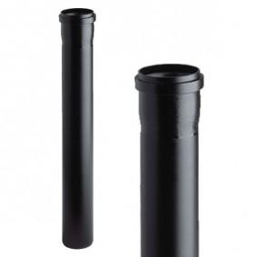 Oase Wasser- Ablaufrohr Schwarz, Länge: 480mm