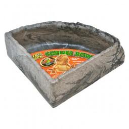 Zoo Med Repti Rock Corner Water Dish