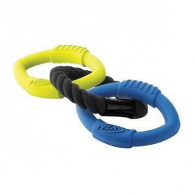 NERF Dog Spielzeug 3 Ringe